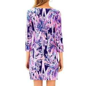 Lilly Pulitzer Dresses - Lilly Pulitzer UPF 50+ Sophie Dress Palms Up